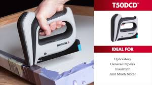 Electric Staple Gun For Upholstery Cordless Electric Staple Gun Youtube