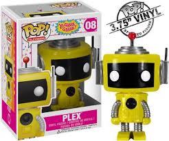 funko yo gabba gabba funko pop tv plex vinyl figure 08 toywiz