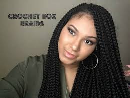 hairstyles for long hair at home videos youtube diy crochet box braids freetress box braids youtube for box