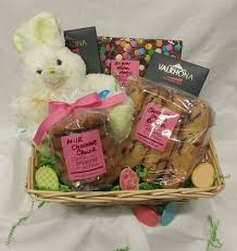easter gift baskets easter gift basket 2 ruth s brownie kitchen