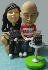 awesome fabulous personalized gifts turn yourself into 3d