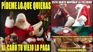 Memes De Santa Claus - memes santa claus 2017 pap縺 noel llega esta noche con regalos y