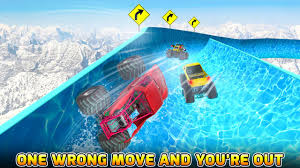 monster truck race videos water slide monster truck race android apps on google play
