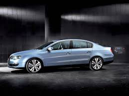 gallery of volkswagen passat b6