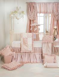 Nursery Bedding And Curtains Exceptional Crib Bedding For Sets With Curtains Floral