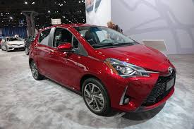 toyota hatchback tale of two hatches new 2018 toyota sienna and 2018 toyota yaris