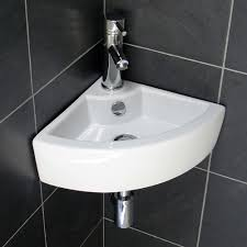 sinks for small bathrooms zamp small bathroom sinks part corner sink