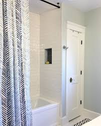Small Shower Curtain Rod Curved Shower Curtain Rods Bring Luxury To Small Bathrooms