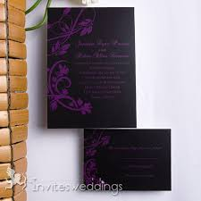 and black wedding invitations wedding invitations online cheap wedding invites at invitesweddings