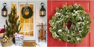 christmas door decorations 35 christmas door decorating ideas best decorations for your