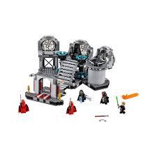 lego star wars return of the jedi death star final duel set