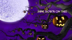 Halloween Cat Poems The Halloween Tree Poem Hd Youtube