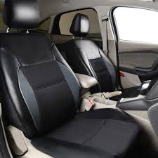 siege auto avant voiture voiture passer de voiture siège couverture universelle pu en cuir