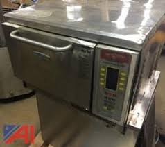 Turbochef Toaster Oven Auctions International Restaurant Equipment Sale 12580