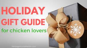 Backyard Gift Ideas Holiday Gift Ideas For The Backyard Chicken Keeper U2013 Heritage