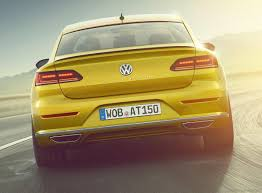 can vw pull away bmw u0026 mercedes buyers with their arteon u2013 drive
