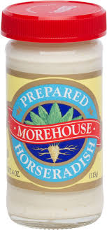 what is prepared horseradish morehouse prepared horseradish 4 oz jar 2 pack