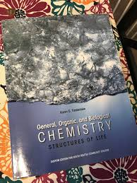 general organic and biological chemistry structures of life karen