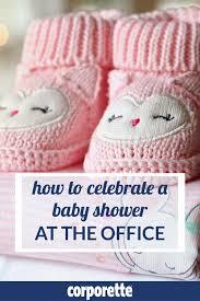 for a baby shower can you hold a baby shower at the office