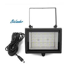 solar led flood lights bizlander solar light 30 led