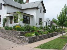 for front of house landscaping ideas the yard diy landscape design