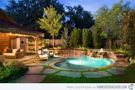 Cool Ideas For Backyard 15 Amazing Backyard Pool Ideas Home Design Lover
