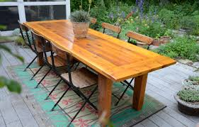 Cedar Table Top by Handmade Furniture For Sale Old Drejza Design
