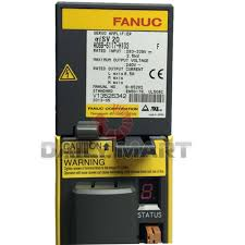 new in box fanuc a06b 6117 h103 servo amplifier alpha isv 1 20