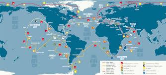Map Of Coral Reefs Tara Oceans Tara A Schooner For The Planet