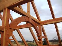 Douglas Fir Kitchen Cabinets Timber Frame Home Timber Frame Homes U0026 More