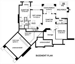 2 house plans with basement 2 bedroom house plans with basement photos and