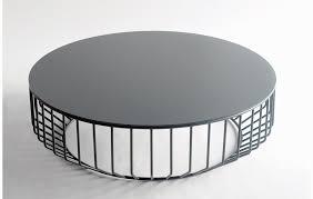 Hammered Metal Coffee Table Elegant Hammered Metal Coffee Table Iron Black Color