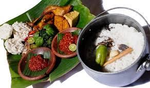 cara membuat nasi bakar khas bandung cara membuat nasi liwet komplit khas sunda asli