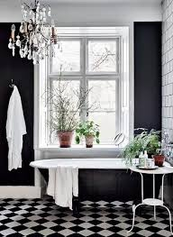 Black And White Checkered Tile Bathroom 1822 Best Checkerboard Tile Pattern Images On Pinterest Homes