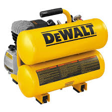 dewalt 4 gal portable electric air compressor d55153 the home depot