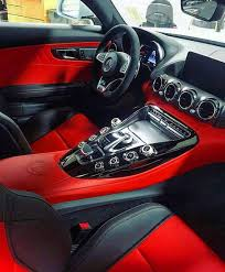 car mercedes red mercedes benz amg gt s interior cars mercedes pinterest