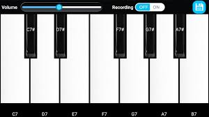piano keyboard android apps on google play