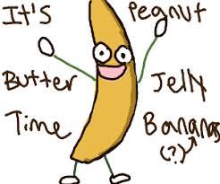Peanut Butter Jelly Meme - banana power bad old meme