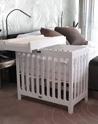 Riley Mini Crib by Mini Crib With Changing Table Georgi Furniture