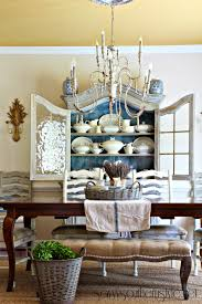savvy southern style collecting in blue