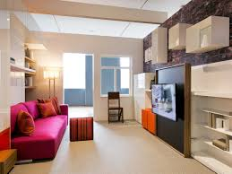 Micro Apartment Interior Design Of Ny Micro Units Business Insider