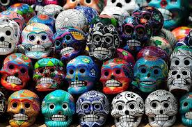Day Of The Dead Masks Day Of The Dead