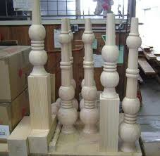 large wooden table legs turned wooden table legs