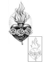 best 25 sacred heart tattoos ideas on pinterest heart of mary