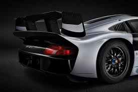 Porsche 911 Gt1 - one off road legal porsche 911 gt1 evo sells for 3 13 million