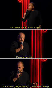 Boston Accent Memes - boston accent boston