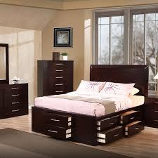 Tv Storage Bed Frame Murano King Storage Bed Dresser Mirror Nightstand Chest Tv