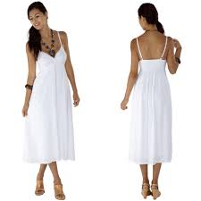 summer dresses on sale summer embroidered cross dress in white lined