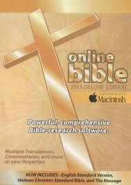 the macintosh online bible