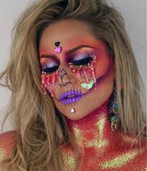 pin by alice lily alicelily com on halloween makeup u0026 nails